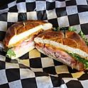 Bumble Bee Club Sandwich