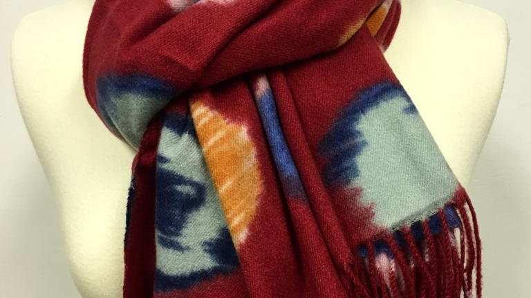 scarf Rouge