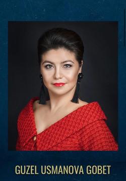 Guzel Usmanova Gobet (Switzerland)