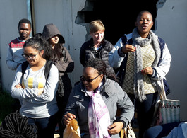 UCT's students of the Global Citizenship