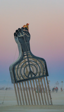All Power To All People by Hank Willis Thomas - Kindred Arts