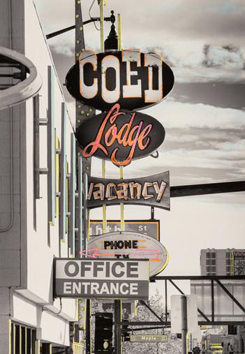 Coed Lodge