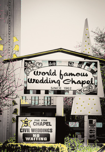 World Famous Wedding Chapel