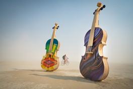 Piccolo Duo DiCorde by Seth Byrnes & Dusty Vision