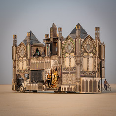 Sanctuary Mutant Vehicle by Trevor, Autiowaska Crew, Mindful Massive, Tesseract Works, Noah McGinley