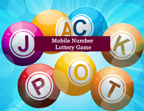 Mobile Phone Number Lottery Game