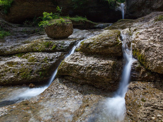 Wasserfall Burri