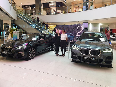 BMW Westfield Activation - Westfield Mir