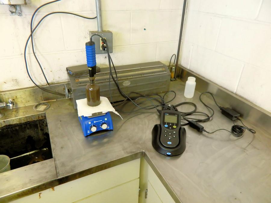 Oxygen Uptake Rate Equipment
