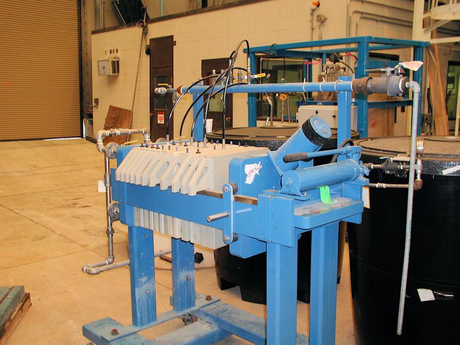 Portable Filter Press