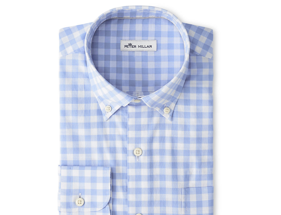 Peter Millar - Hudson Cotton Blend Shirt