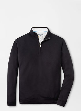 Peter Millar - Crown Comfort Interlock Quarter-Zip
