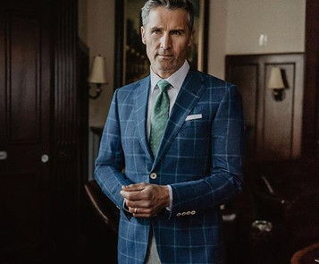 March 24th and 25th: Oxxford and Martin Dingman Spring Trunk Show