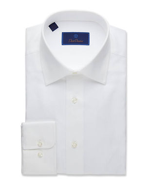 David Donahue - Royal Oxford Dress Shirt - Regular Fit