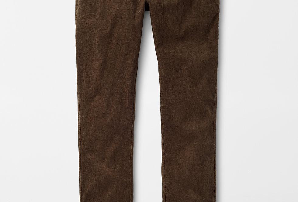 Peter Millar - Superior Soft Corduroy Five-Pocket Pant