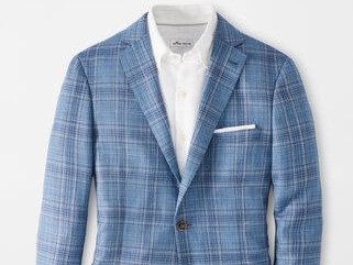 March 3rd and 4th:  Peter Millar Tailored Spring Trunk Show