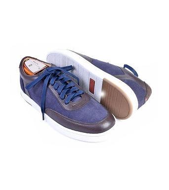 Martin Dingman - Harrison Suede Sneaker