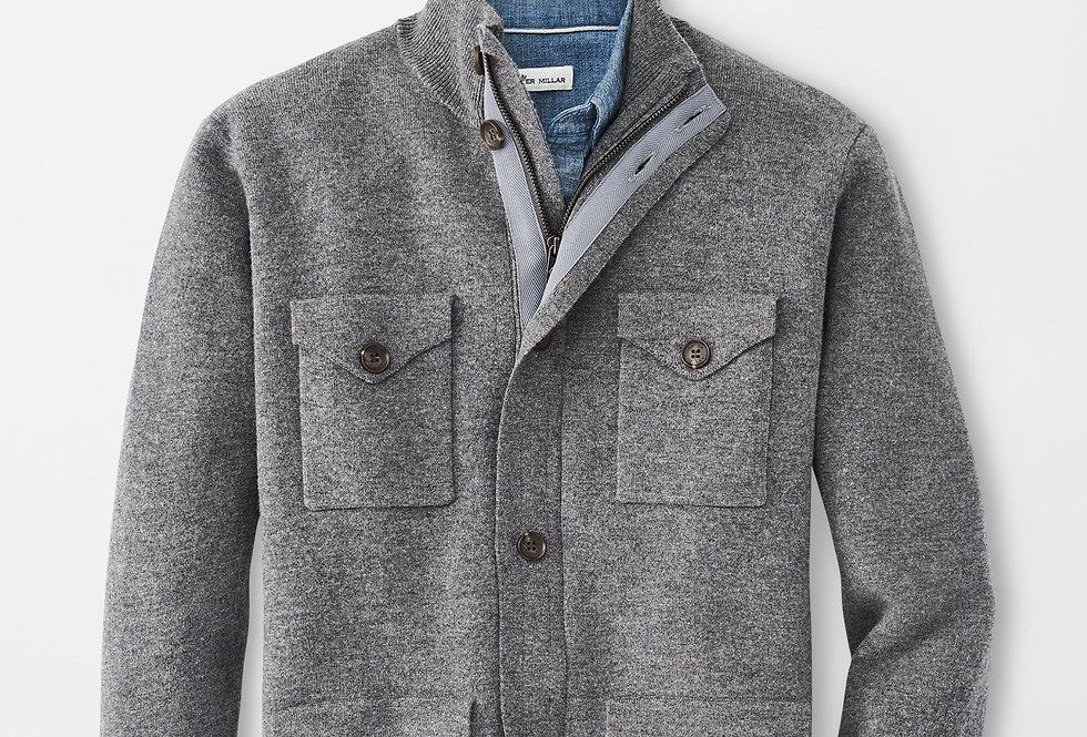 Peter Millar - Wool Sweater Jacket