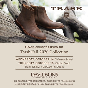 Preview The Trask Fall 2020 Collection