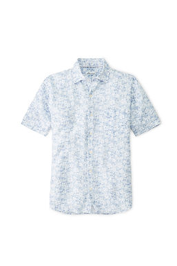 Peter Millar - Floral Linen S/S Shirt
