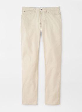 Peter Millar - Crown Comfort Poplin Five Pocket Pant