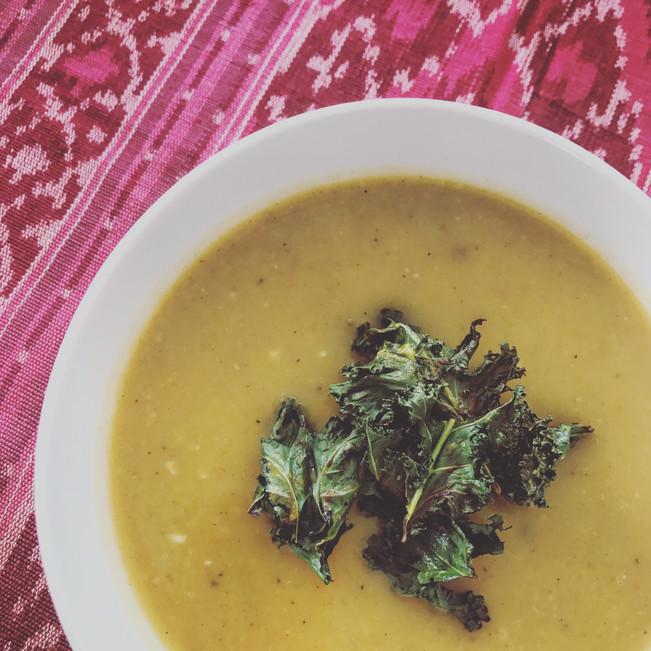 Coco Calabaza Soup
