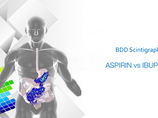In-vivo disintegration and absorption of two fast acting aspirin tablet formulations compared to ibu