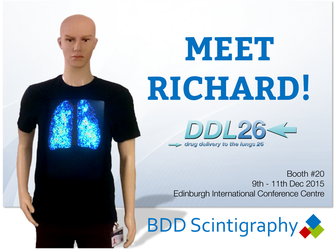 Meet Richard at DDL 2015