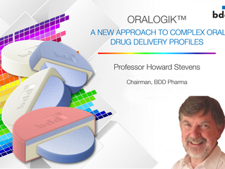 BDD at 4th Annual Formulation & Drug Delivery Congress. 8-9th May - London.