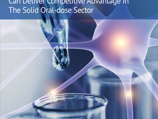 Releasing The Potential: How Novel Drug Delivery Technologies Can Deliver Competitive Advantage In T