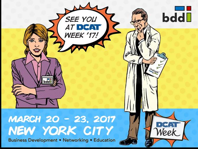BDD announces DCAT membership.