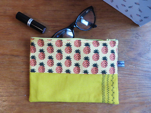 Pochette Ananas citron