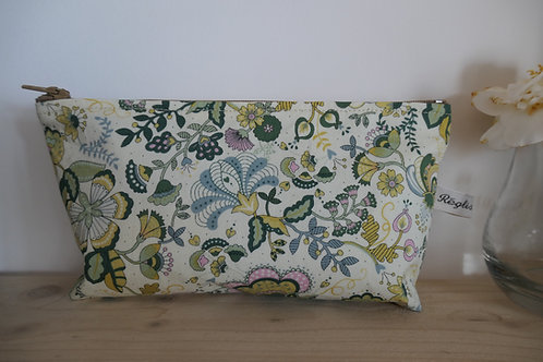 Trousse Liberty moutarde