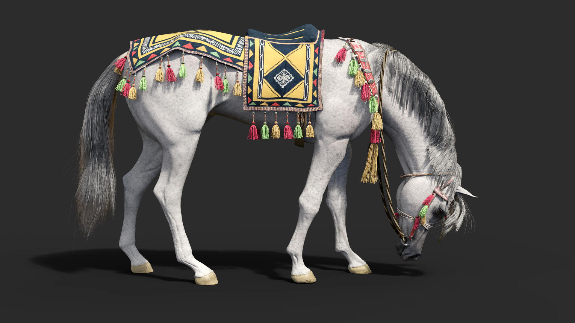Feeding Horse combinations