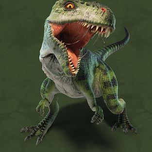 T Rex Poser