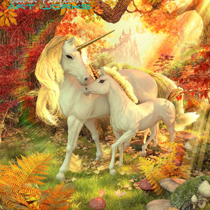 Autumn Unicorns