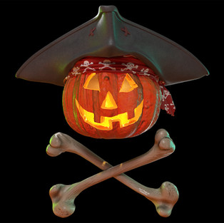 Pumkin Pirate