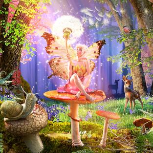 Amber Fairy
