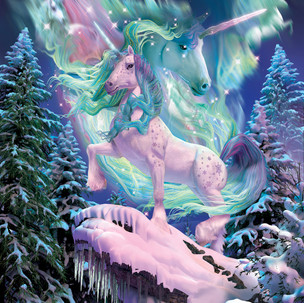 Unicorn Aurora