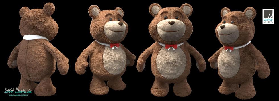 Target Bear full design
