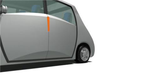 Toyota Concept Driverless Pod