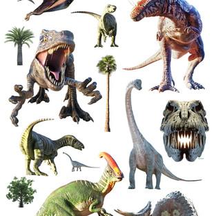 Dino Mix Up!
