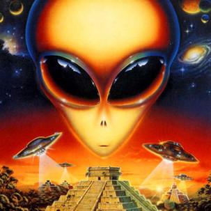 Alien Aztec