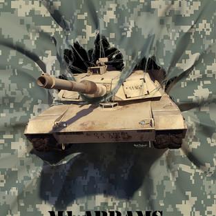 M1 Tank Breakthrough