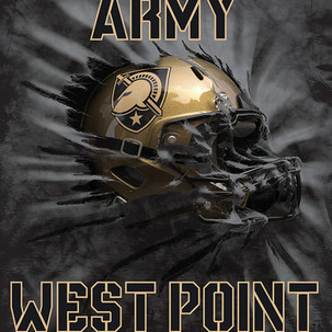 Army West Point Helm Breackthrough gold