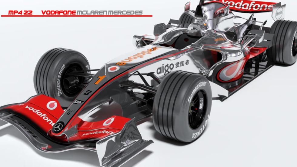 Mclaren F1 Reel