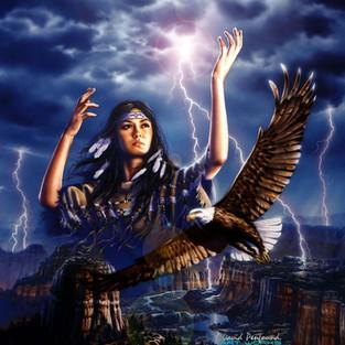 Eagle Maiden