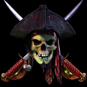 Skull & Cutlace