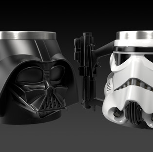 Vader and Trooper