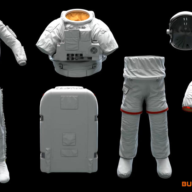 Build a space suit
